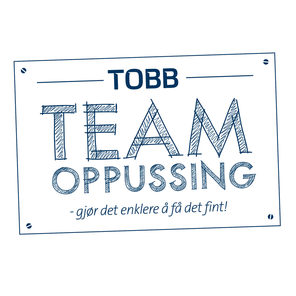 Team oppussing